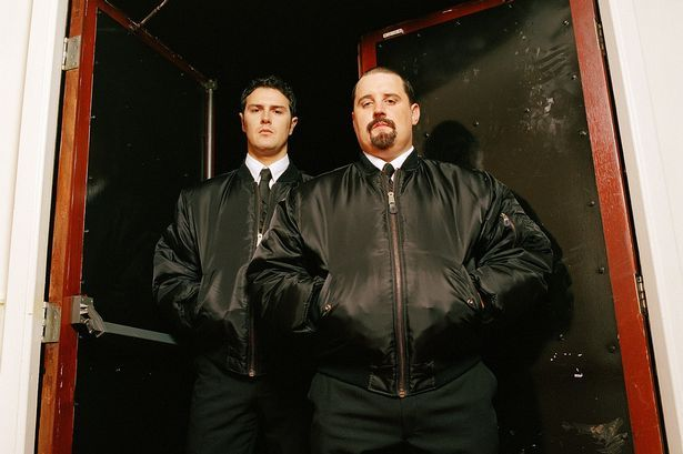 Image result for max and paddy security