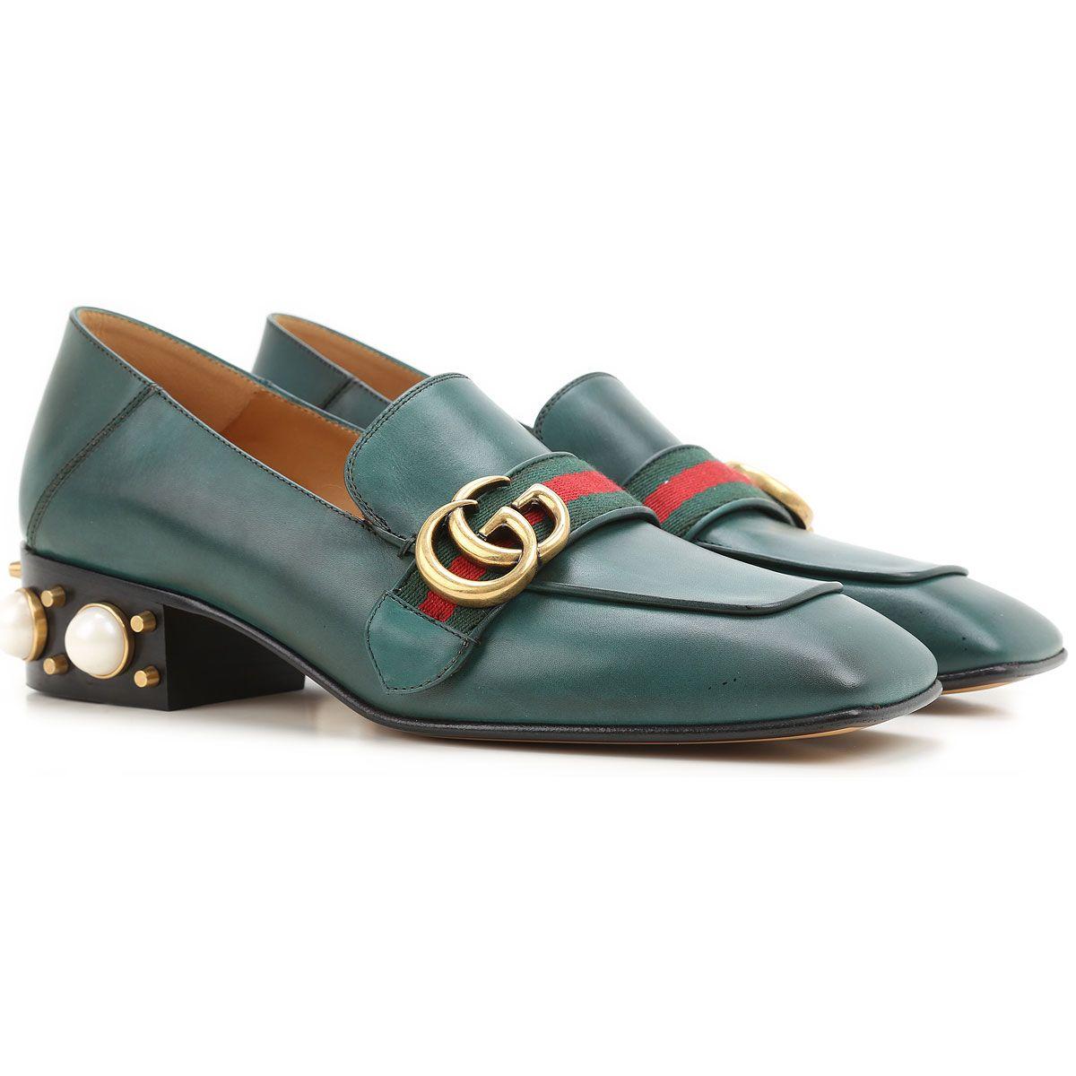 Sapatos Femininos Gucci Nova Coleção. Botas, Tênis, Meia Pata, Sandálias e  Sapatilhas. Vários modelos de sapatos disponíveis na Loja Online. 4e863a5f45