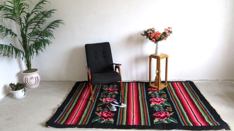 236x151m 77x5ft,Tapis kilim laine,turkish kilim rugs,vintage