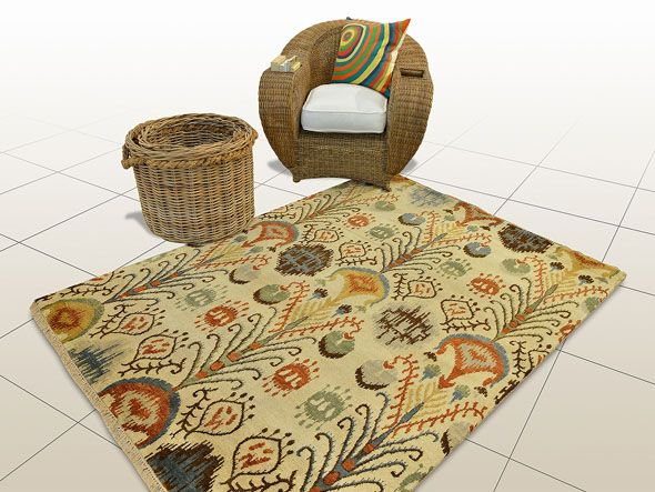 crossway talis teppiche ikat interior rug. Black Bedroom Furniture Sets. Home Design Ideas