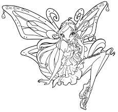 Pin By Japon Jan On Winks Pokemon Coloring Pages Winx Club Coloring Pages