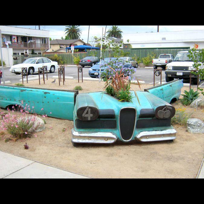 """a """"car park"""""""