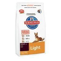 Hill´s Adulto Light Con Pollo 3kg   - 21,95€ - www.maskotastore.com