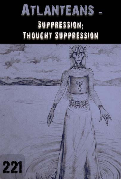 How do you suppress thoughts?  Why is it compromising to you and your relationship with your Mind to suppress thoughts?  How exactly do you tell the difference between suppressing thoughts and stopping participation in thoughts?  Why is stopping participation in certain thoughts not suppression?