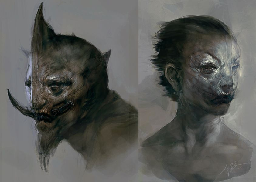 Beasts by jeffsimpsonkh on DeviantArt