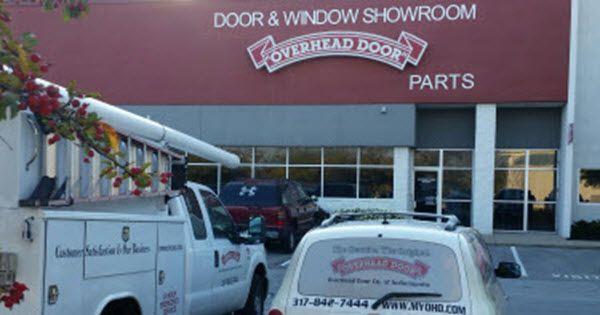Overhead Door Company Of Indianapolis Indiana Overhead Door Company Overhead Door Residential Garage Doors