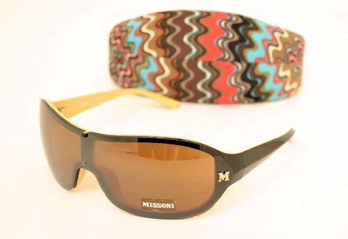 Missoni Womens Italian Designer Sunglasses. MI59605 - [UK & IRELAND] RRP £59.99 Now On Sale £19.95