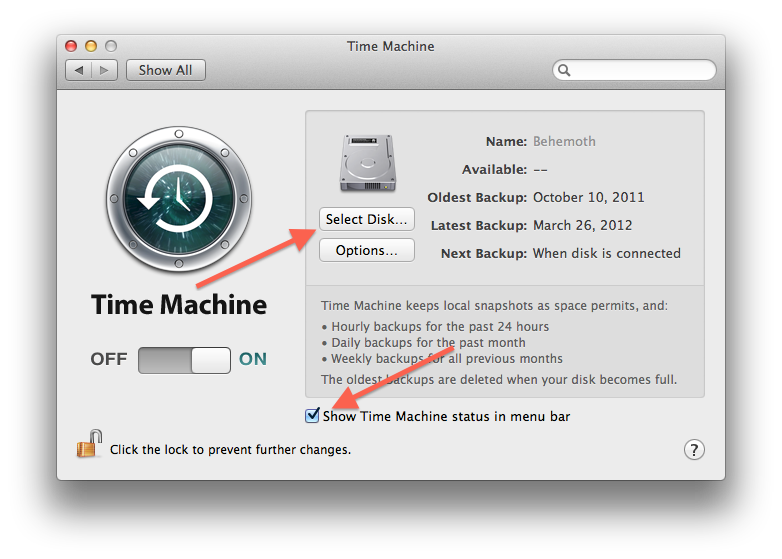 How to set up Time Machine on your Mac | Tech tips | Apple