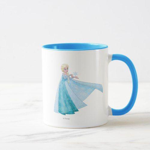 Elsa Let It Go, Mugs