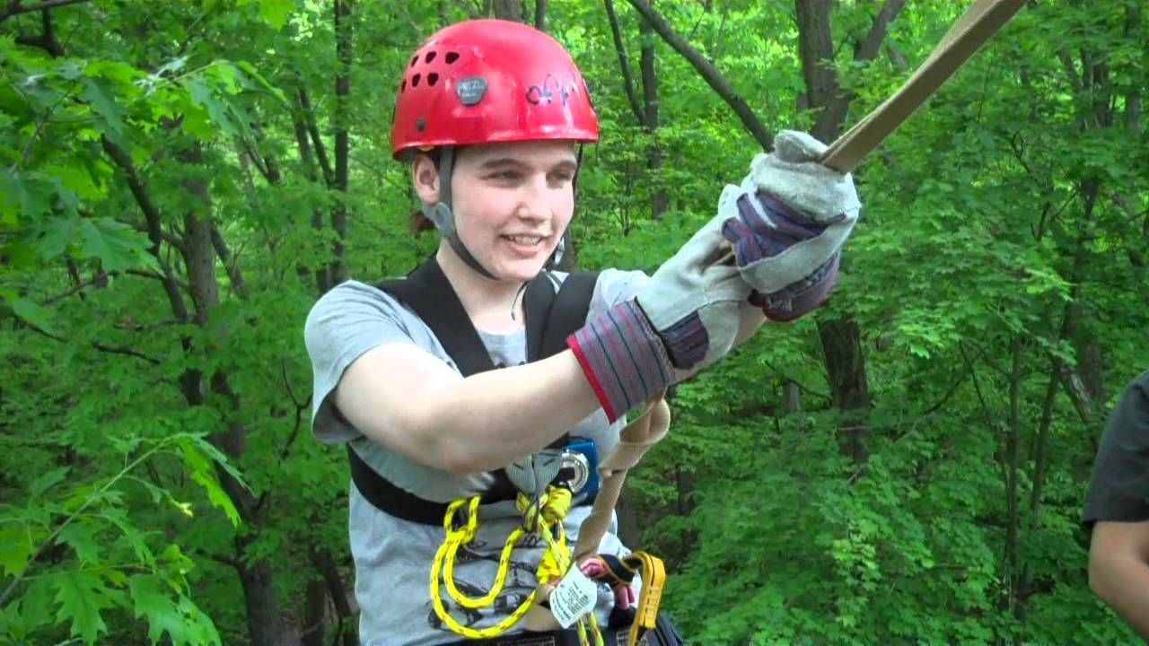 A World Class Zip Line Experience at Lake Geneva Canopy Tours in Lake Geneva, Wisconsin