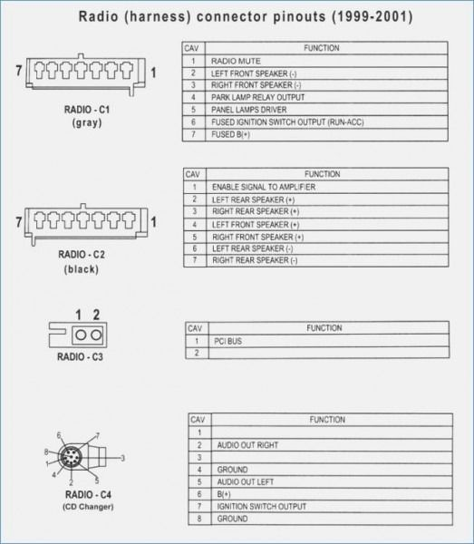 2006 Jeep Cherokee Radio Wiring Diagram Electrical Schematic