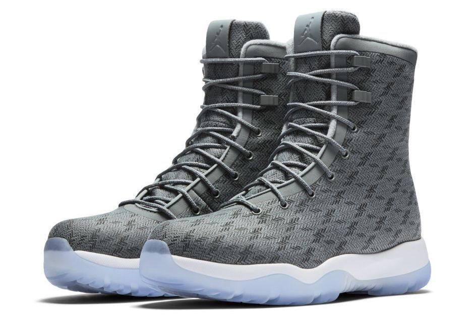 quality design fb0ae 505dc ... retro nike herre 48wqprxs 45965 e04ef  coupon the jordan future gets a  high top winterized version known as the jordan future boot