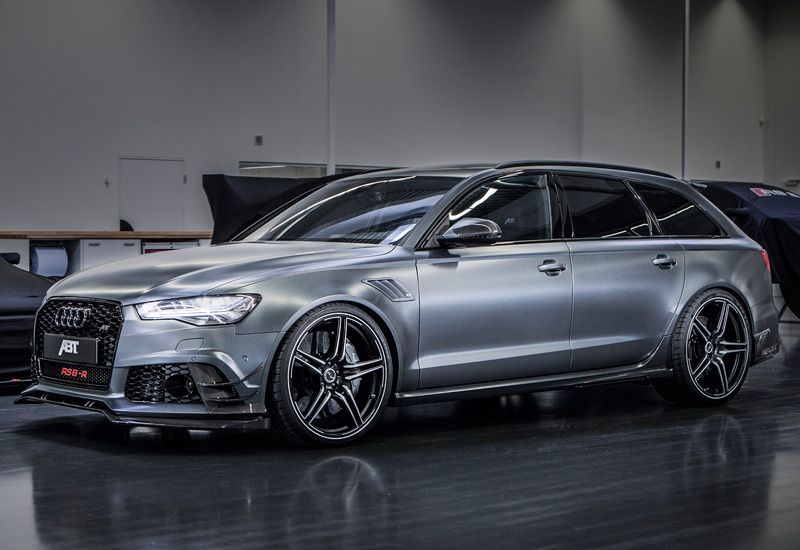 2015 Audi RS6R Avant ABT Sportsline Facelifting, Traumauto