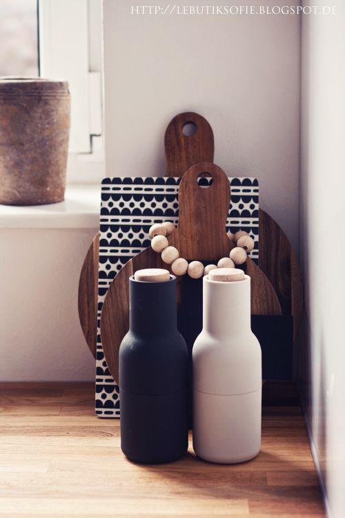 Küche Menu Salz- und Pfefferstreuer in unserem Shop | Raum-blick ...