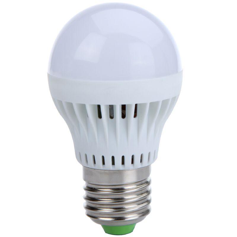 E27 3w Led Bubble Ball Bulb Globe Lamp High Energy