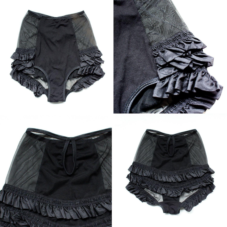 Ruffle underwear