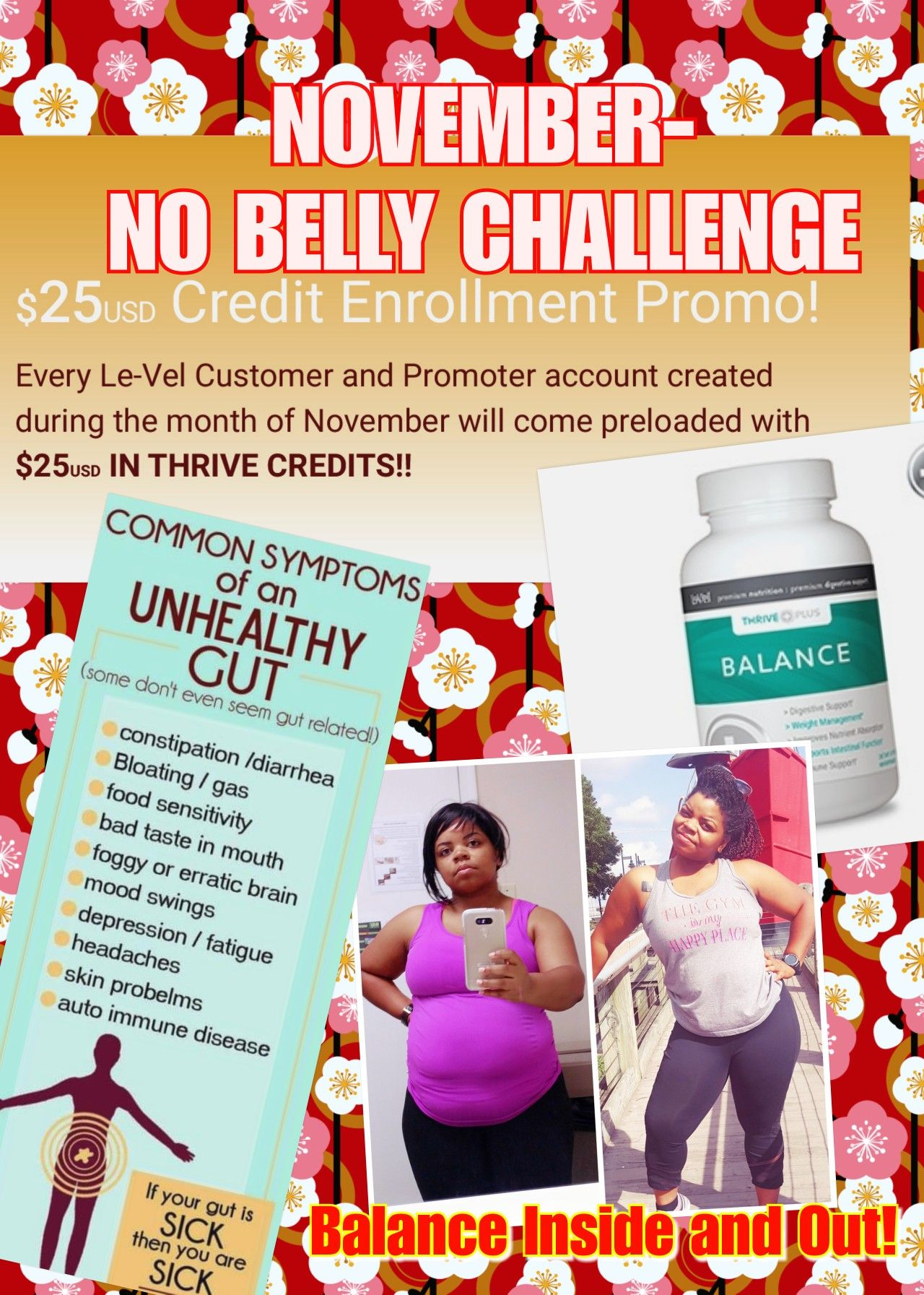 THRIVE by Le-Vel: The #1 health & wellness movement, Thrive 8-Week