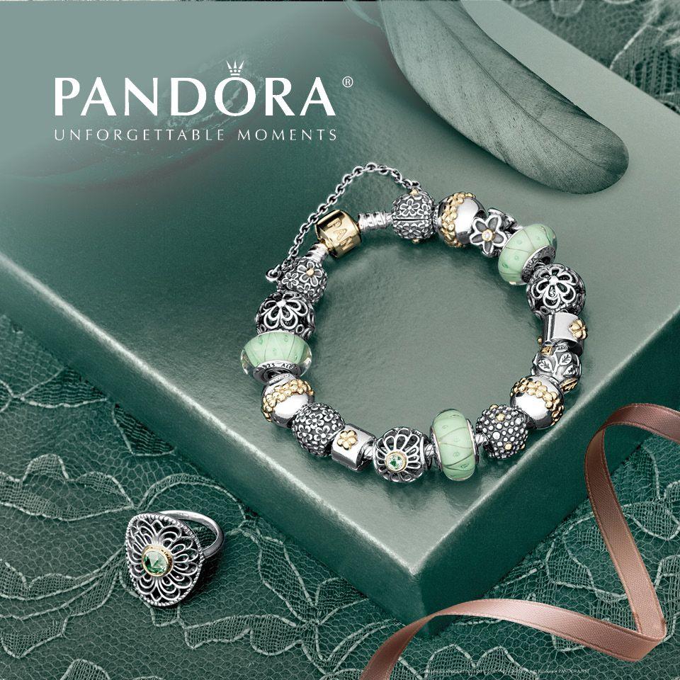 Pandora Jewelry Collection: Pandora New Collection