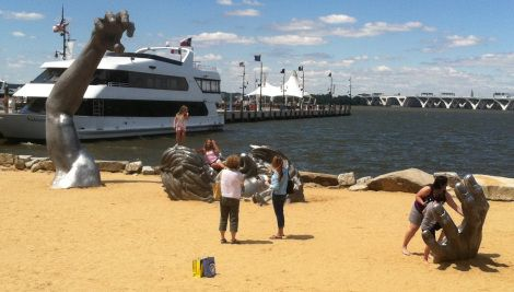 Hungry At National Harbor With Images