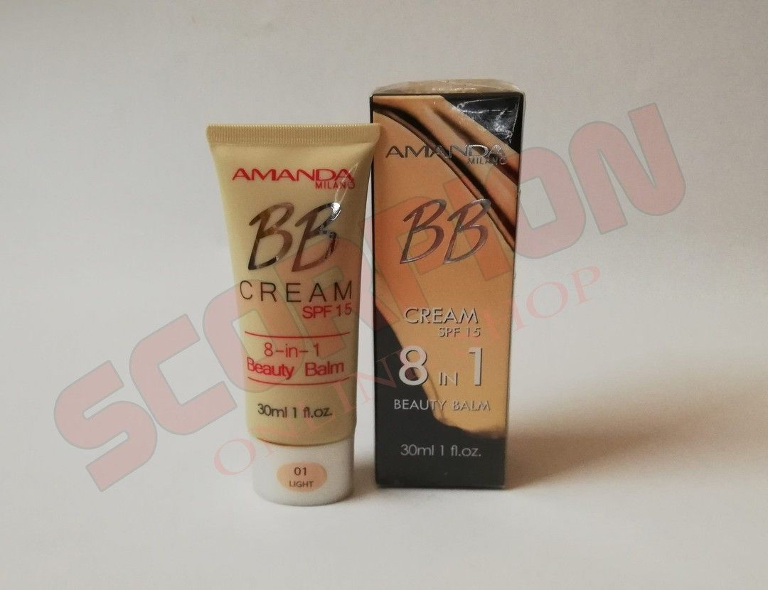 كريم Bb اماندا Bb Cream The Balm Cream