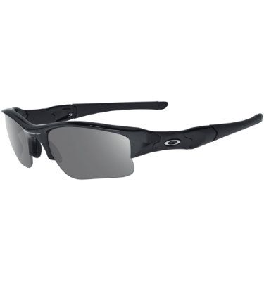 21970f5c883501 Oakley FLAK JACKET XLJ Sunglasses - Jet Black   Black Iridium. Sweet frames  for sports
