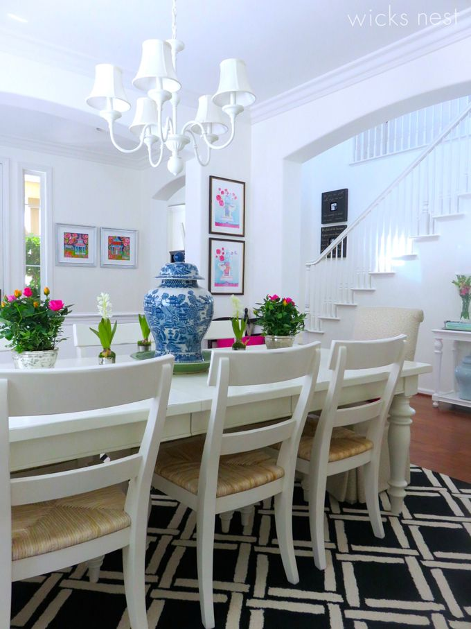 dining room | Wicks Nest