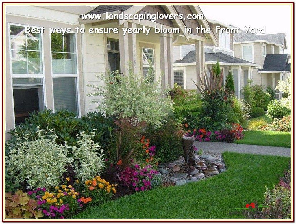 Tips On Having A Low Maintenance Landscape Landscaping Lovers Front Yard Landscaping Design Small Front Yard Landscaping Front House Landscaping House front yard landscaping ideas