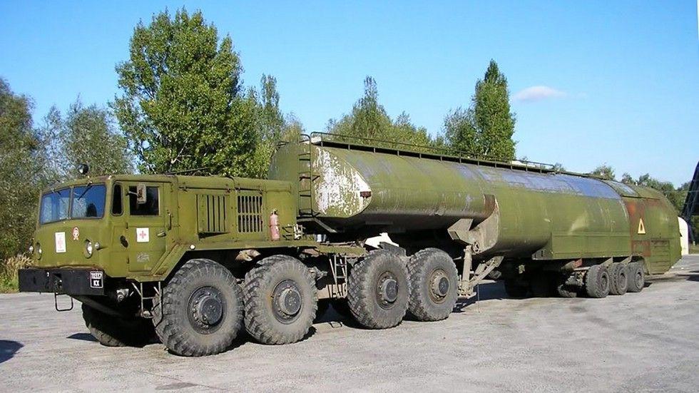 Армейские транспортеры и тягачи безосевой конвейер