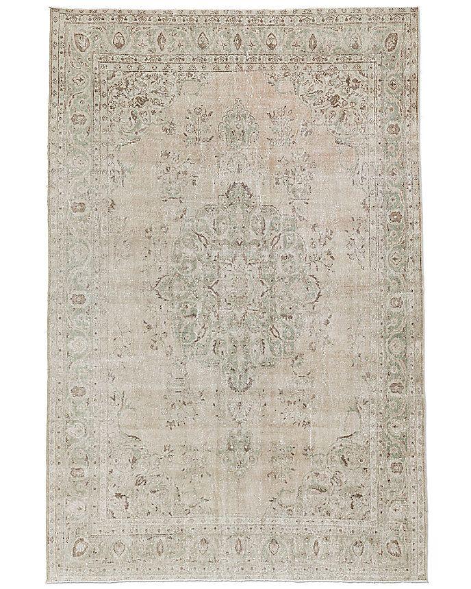 Ben Soleimani for RH Vintage Turkish Rugs | Restoration Hardware?