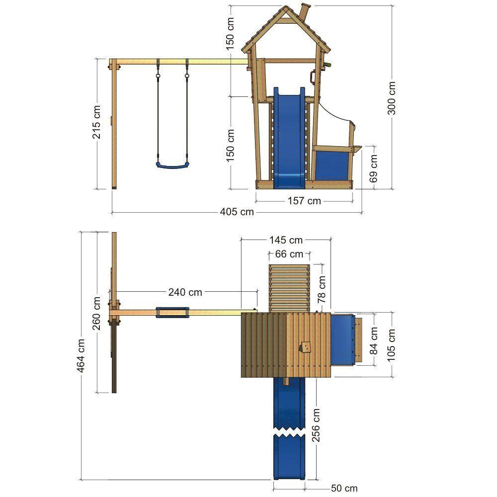 wickey smart shop spielturm kletterturm schaukel rutsche sandkasten spielzeug. Black Bedroom Furniture Sets. Home Design Ideas