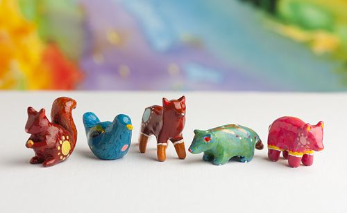 cuteness by jessica swift and le animale animal totems