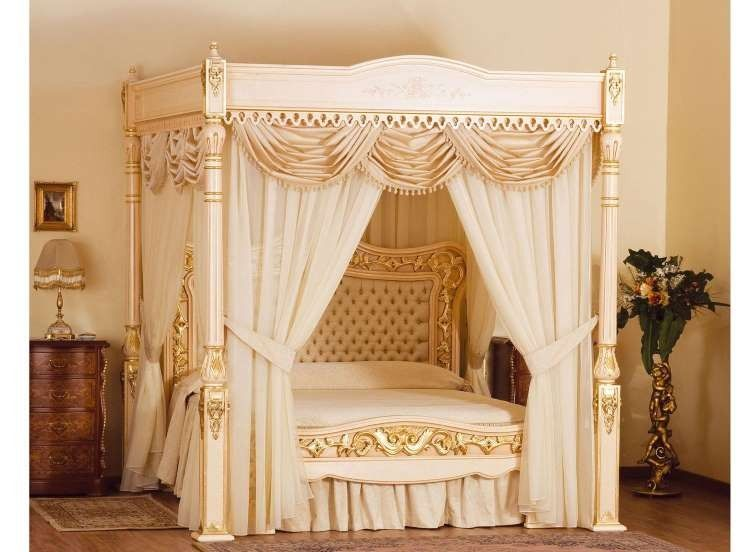 Baldacchino Supreme Bed Canopy Bedroom Girls Bed Canopy