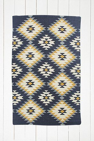 Austin Diamond 4x6 Navy Rug Stuff To Buy Pinterest Tapis