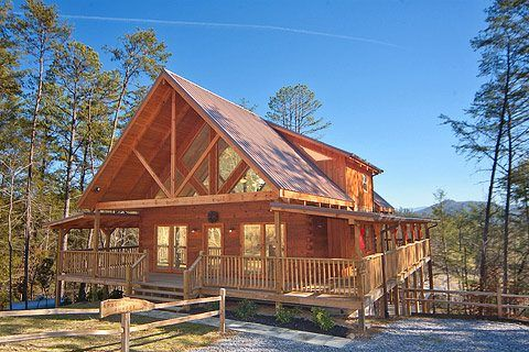 Apache Sunset Cabin Rental In Pigeon Forge Tn The King Suite Is Privately Loca Cabin Rentals In Tennessee Smoky Mountain Cabin Rentals Smoky Mountains Cabins