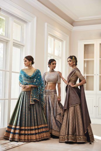Pose In Gorgeous Tarun Tahiliani Couture: WMG Red Carpet Bride Shoot in Delhi