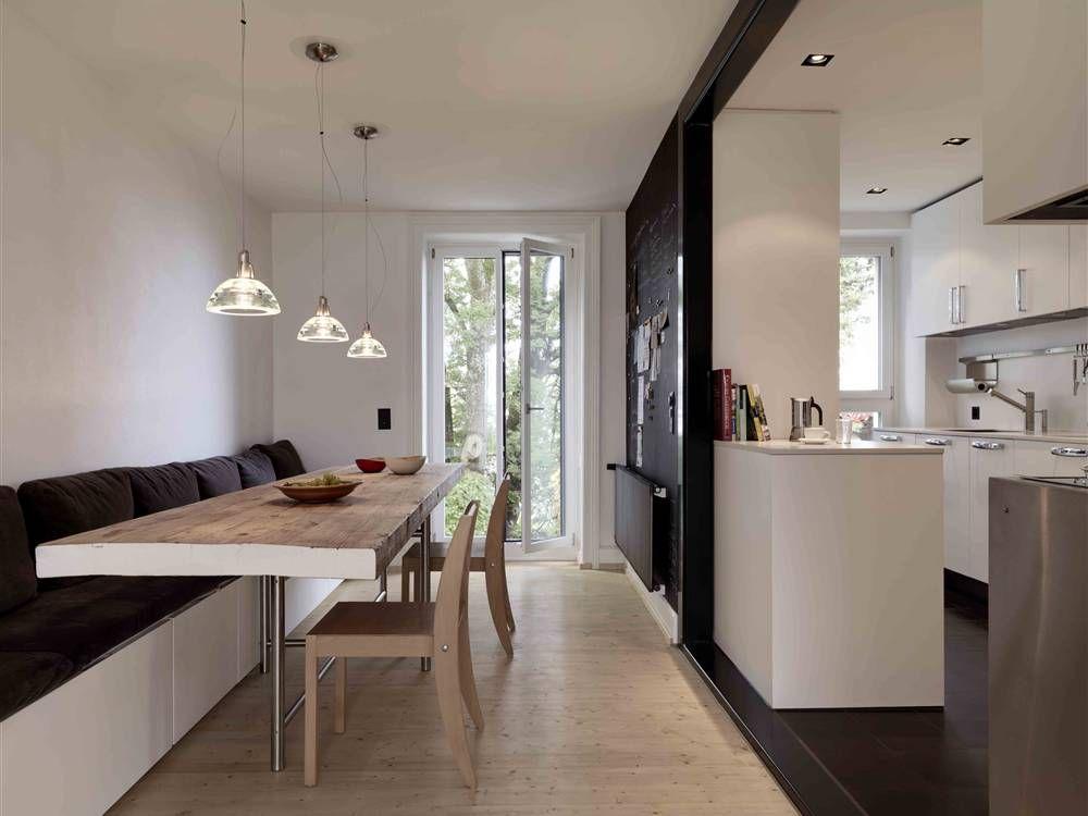 Modern banquet seating. boffi switzerland. kitchen in 2018