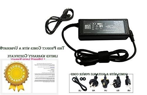 UpBright NEW Global AC / DC Adapter For INOGEN One G2 IO-100 10-100 IS200 IO-200 10-200 Oxygen Concentrator Power Supply Cord Cable PS Charger Mains PSU