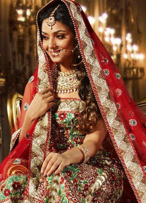 Vestiti Da Sposa Indiani.Abiti Da Sposa Nel Mondo Abito Da Sposa Indiano Abiti Da Sposa