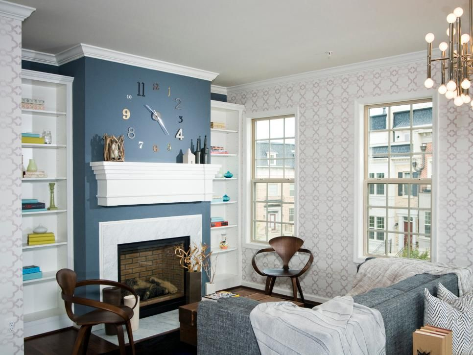 The Decorating Experts At HGTV Share 15 Tips For Creatively Updating Your Living Room Eclectic