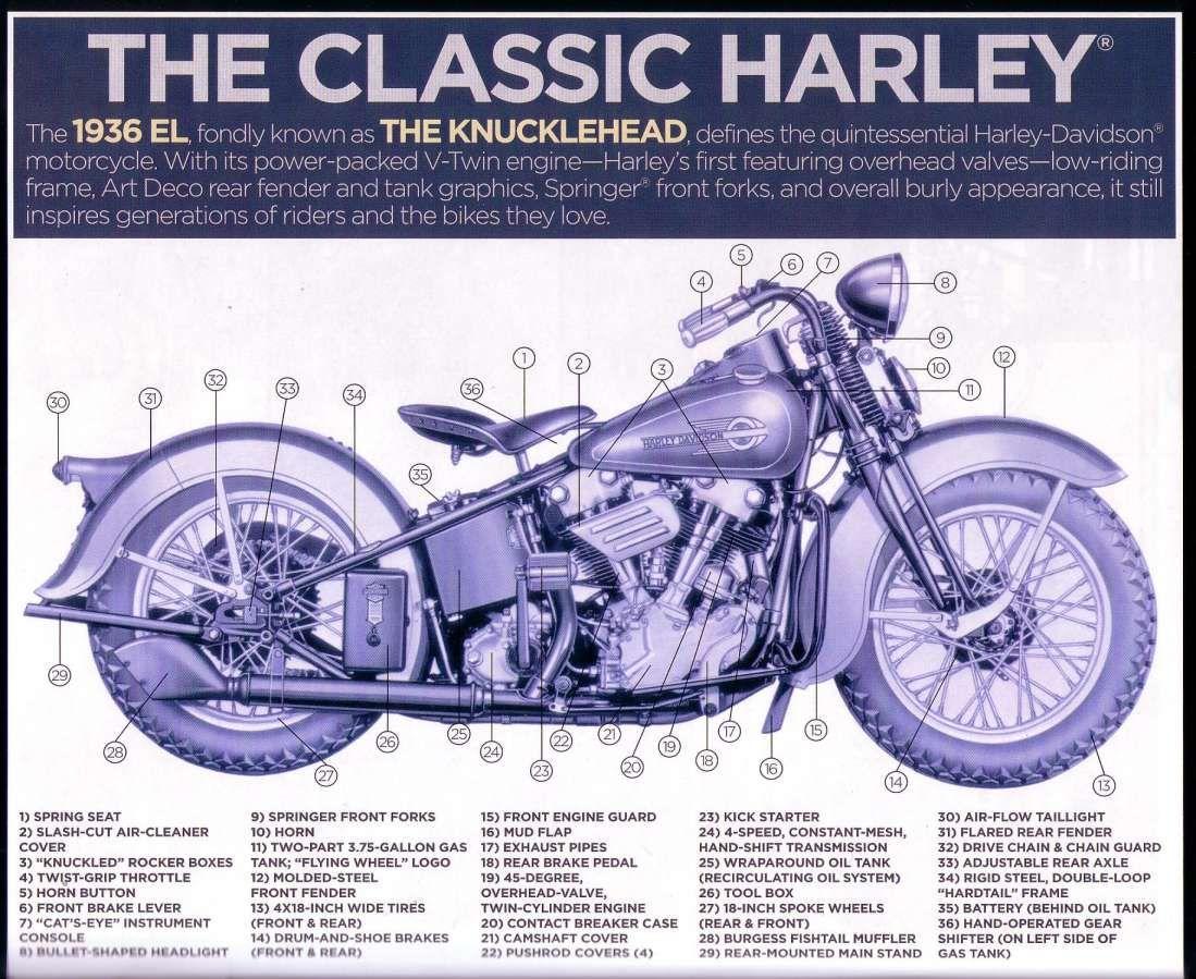 16  Motorcycle Parts Diagram Harley