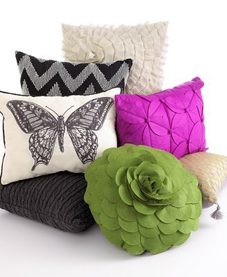 Coordinating Decorative Pillows