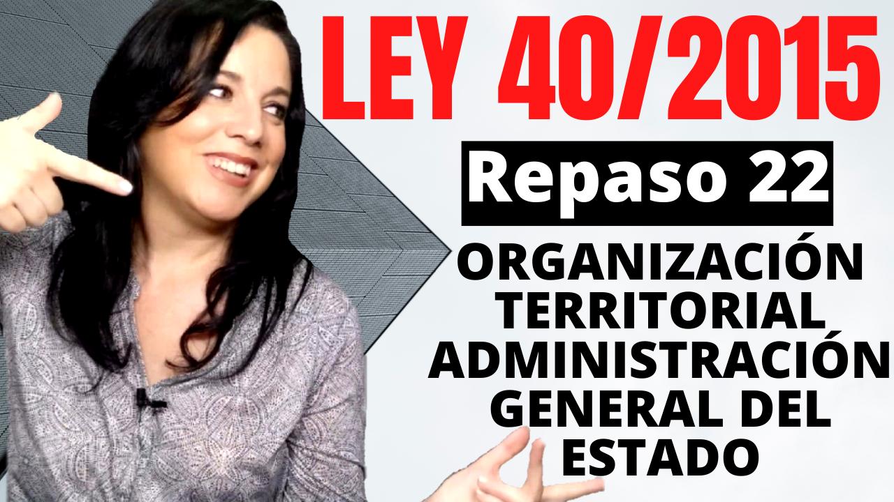 Pin En Ley 40 2015 De Régimen Jurídico Del Sector Público