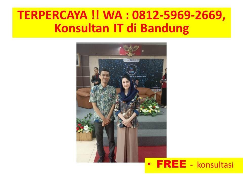 Terpercaya Wa 0812 5969 2669 Konsultan It Di Bandung Revolusi Industri Pemasaran Marketing