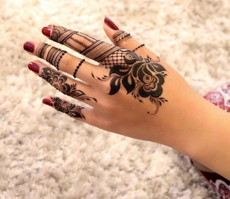 Cool Henna Designs For Girls: Pin By Angie Suliman On اشكال حنة