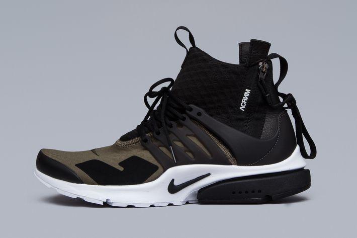 on sale f0dd5 0557a ACRONYM x Nike Presto Mid Collection  THIRD LOOKS