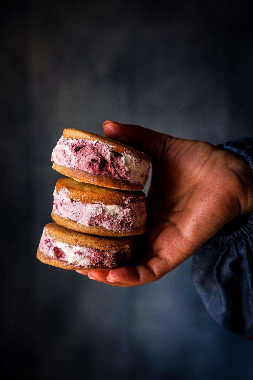 Homemade ice cream sandwiches, e buon compleanno a me. #icecreamsandwich