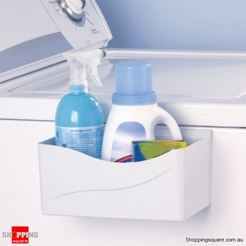 Etonnant Magnetic Storage Bin Laundry Storage Organiser