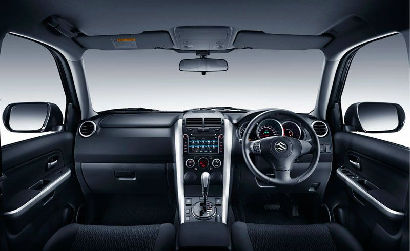 2014 Suzuki Vitara Interior Grand vitara, Best new cars