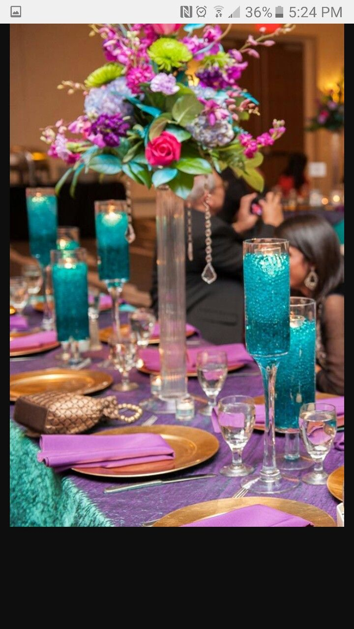 Wedding decoration ideas for tables  Pin by