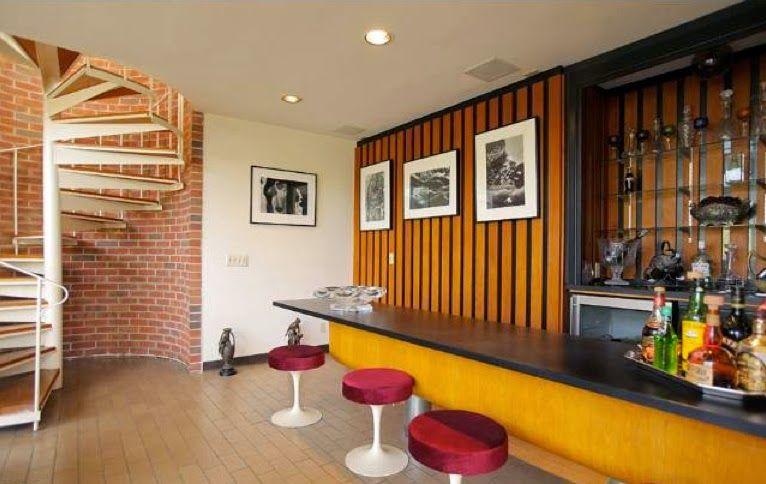 Retro Sideboard Dining Room